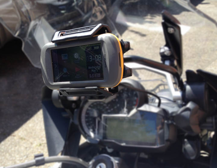 how to wiring a gps to the water cooled bmw r1200gs 2013 on rh blog touratech usa com BMW R100 BMW R1200R