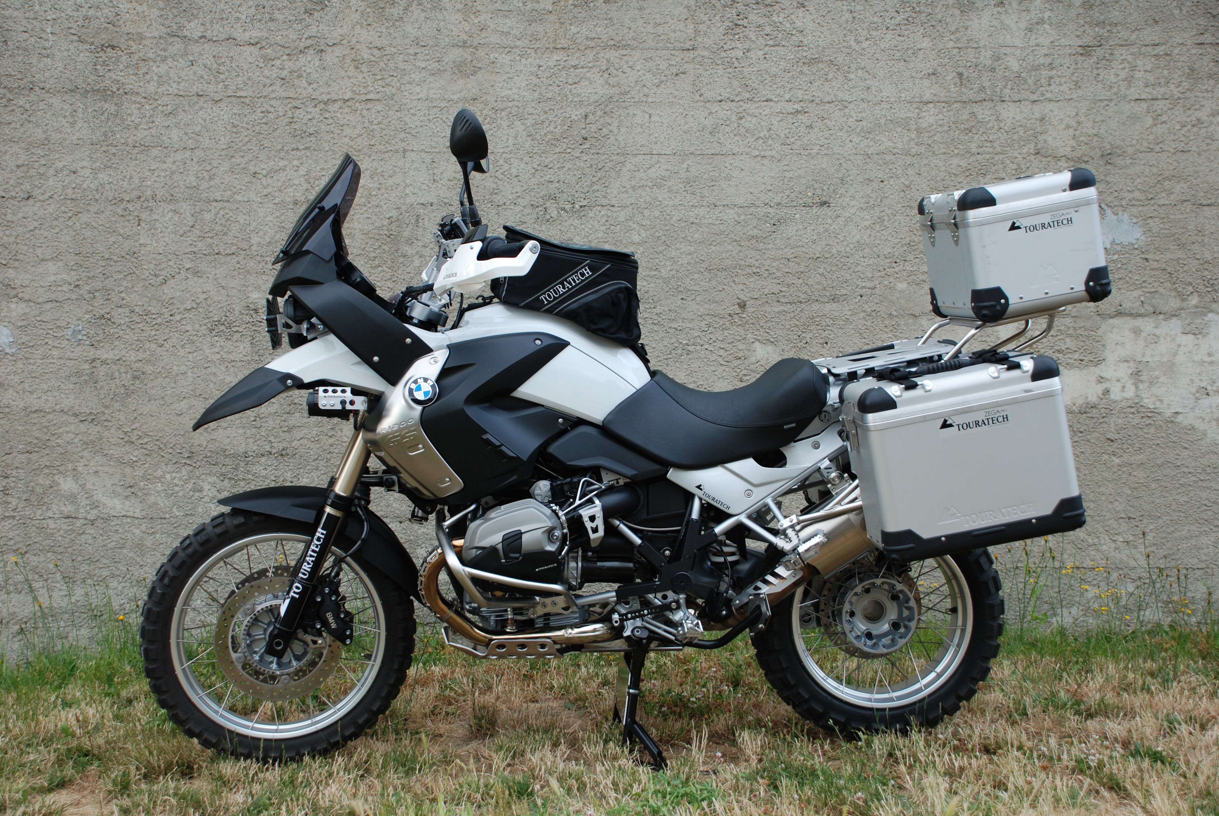 Essential Accessories For Bmw R1200gs Touratech Usa