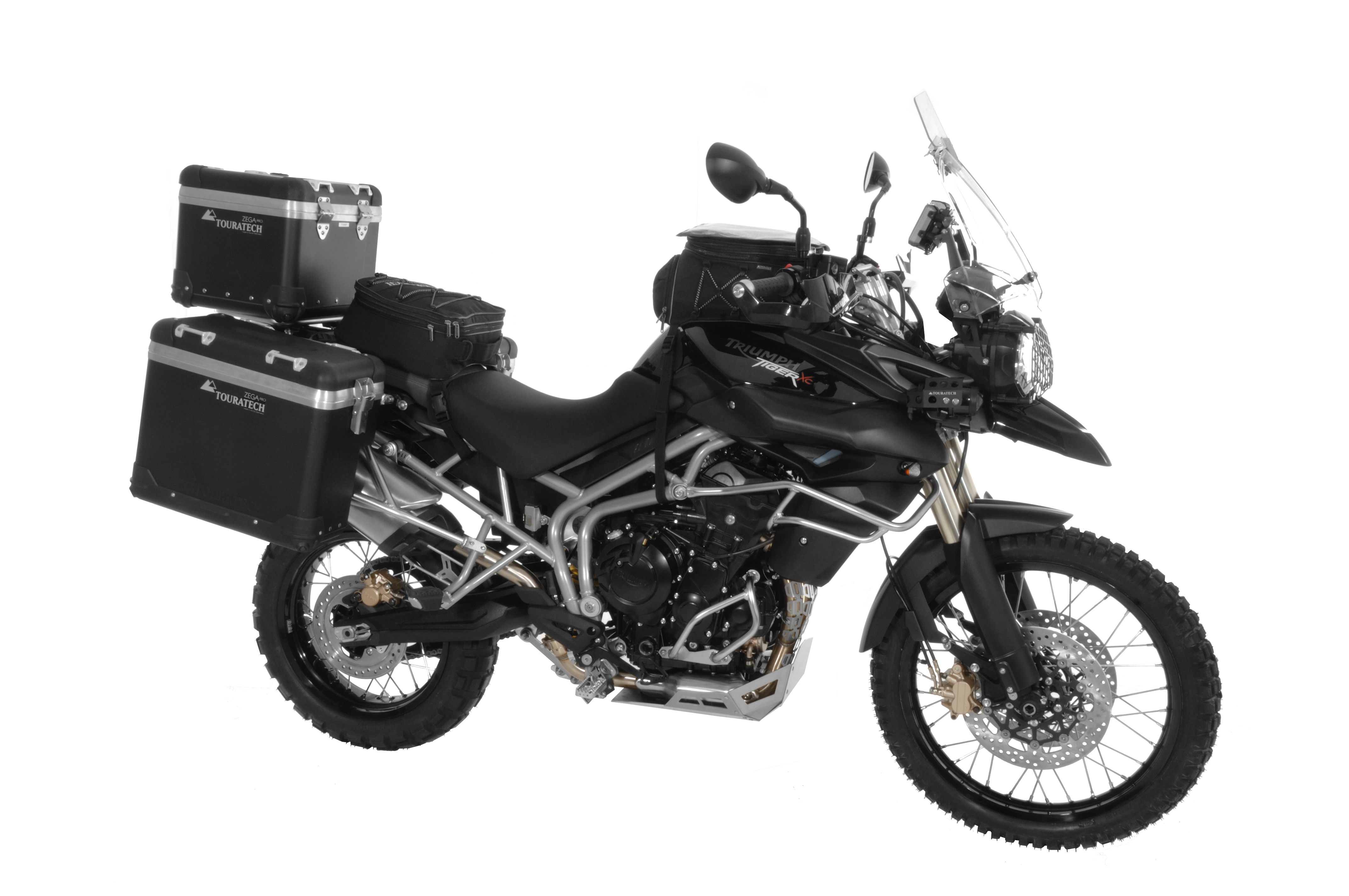 triumph tiger 800 xc accessories now available from touratech