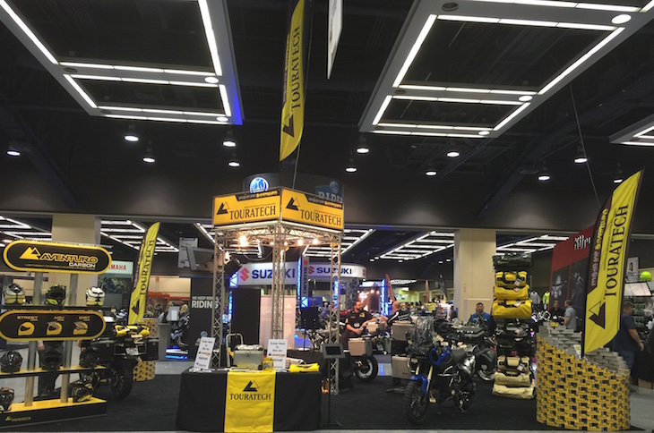 We Had A Booth At The Seattle International Motorcycle Show And Our Shop Was Open For Annual IMS Weekend Bash
