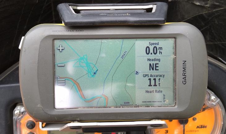 Archambault's Angle: Navigate with the Garmin Montana and