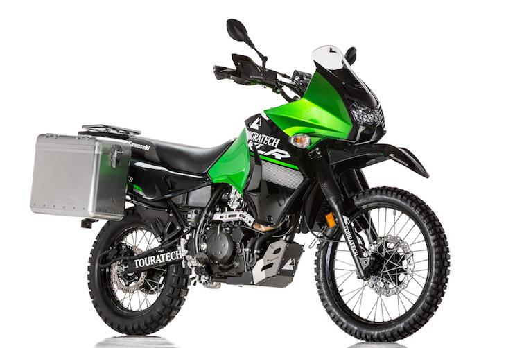 Bike Build Kawasaki Klr 650 Touratech Usa