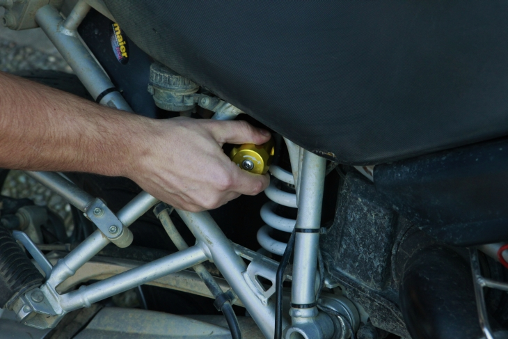 How To Setting Suspension Sag Touratech Usa