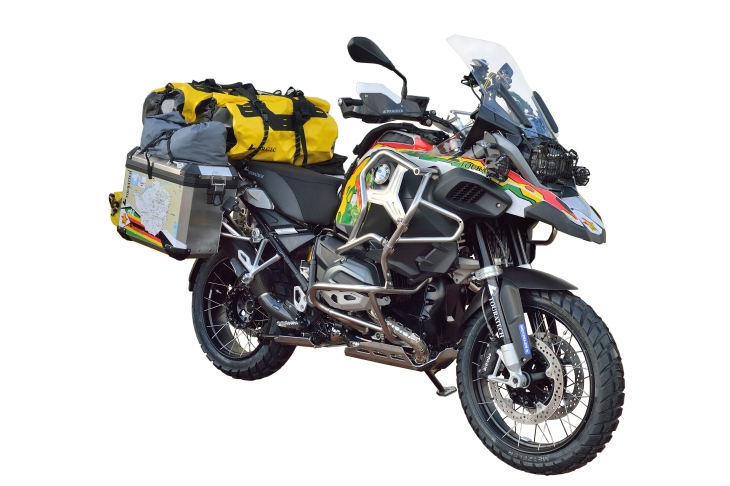 Touratech accessories 2014 bmw r1200gs adventure for South motors bmw parts