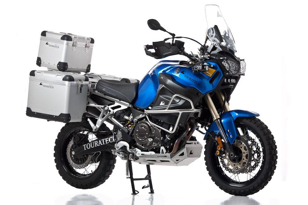 The State Of Colorado Touratech USAs General Manager Paul Guillien Reviews Ten Essential Accessories For Yamaha Super Tenere