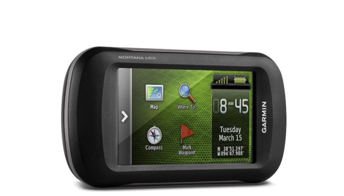 Touratech GPS Immersion Series – Garmin Montana