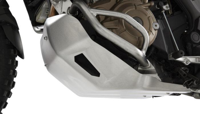 Installation: Touratech RallyeForm Skid Plate – Africa Twin