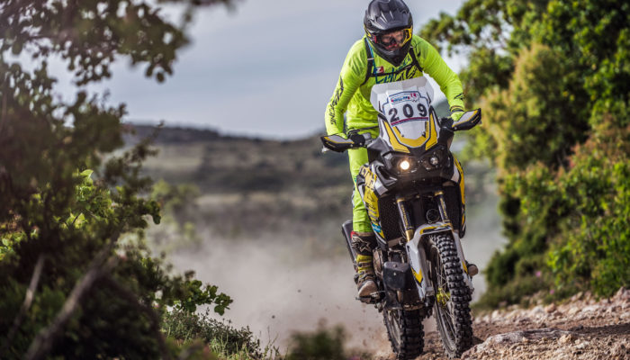 In-Stock Report: Touratech Rally Wheels for the Honda Africa Twin