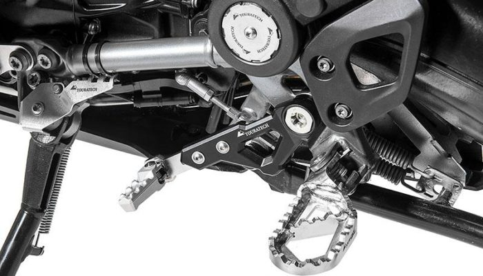 In-Stock Report: Touratech Adjustable Folding Shift Lever