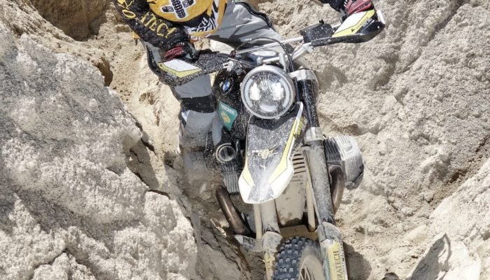 Touratech Enters the Red Bull Romaniacs