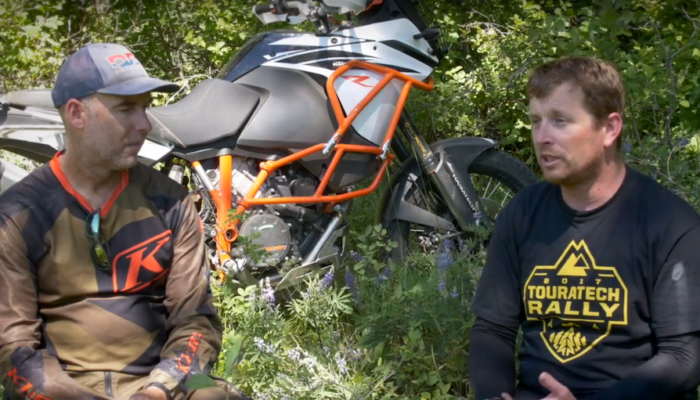 Touratech Teams With Jimmy Lewis to Review the KTM 1090 Adventure R