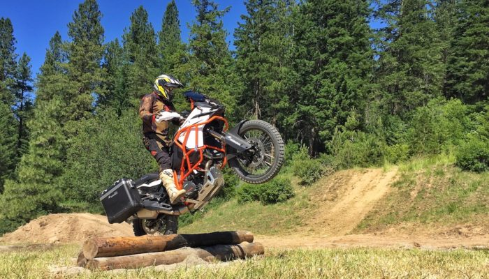 KTM 1090 Adventure R: Touratech Upper Crash Bars