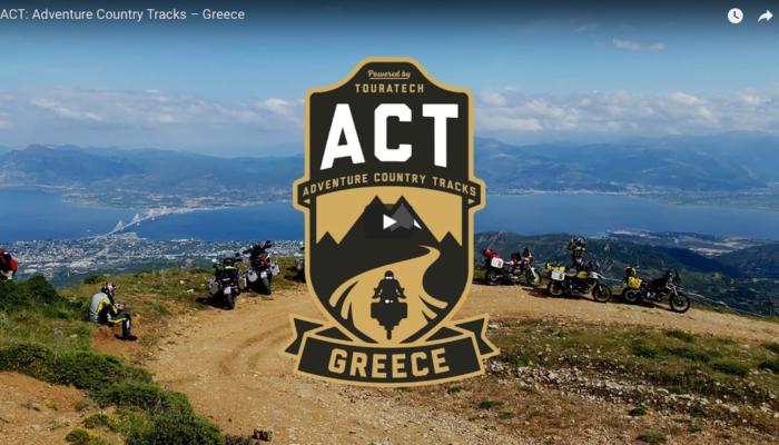 ADV Country Tracks: Greece