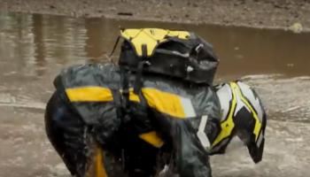 You Need a Touratech Waterproof COR-13 Backpack