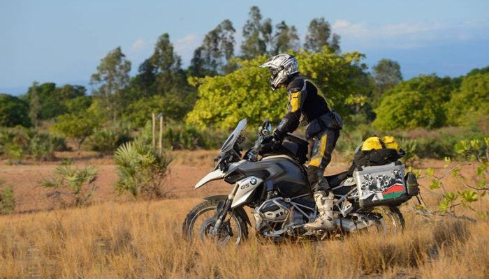 Touratech Plug & Travel Suspension: BMW R1200GS Water-Cooled