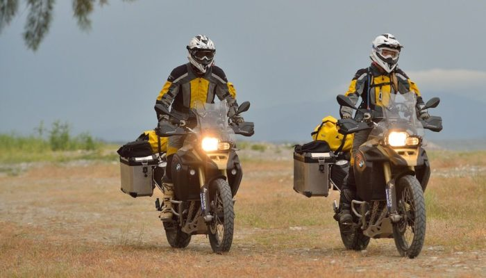 Touratech Progressive Fork Springs: BMW F800GS