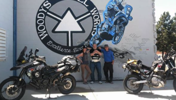 Meet the Touratech Rally Vendors: Woody's Wheel Works