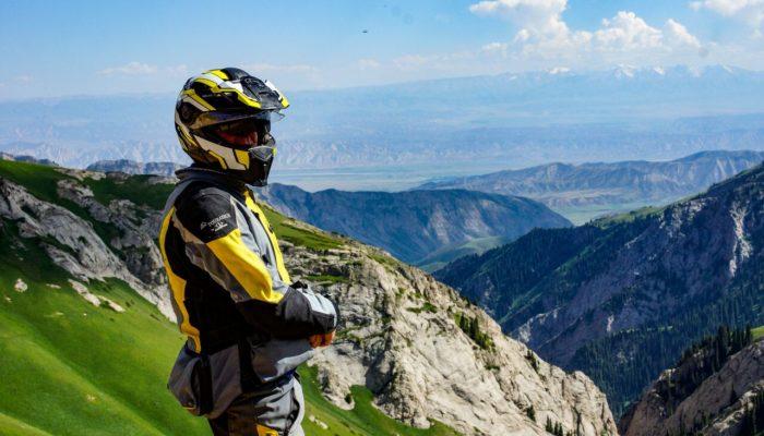 Mick McDonald on the Companero Riding Suit and Aventuro Mod Helmet