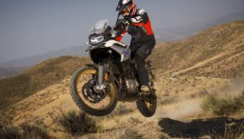 ADV Talk with Touratech: F750GS/F850GS – Part 3: Chassis