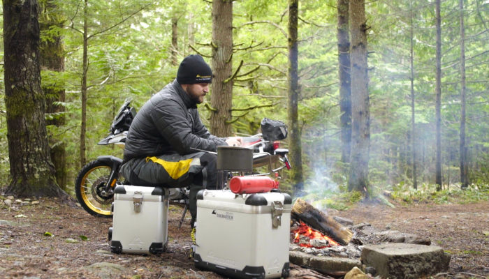 Touratech Zega: Making the Case for Hard Luggage