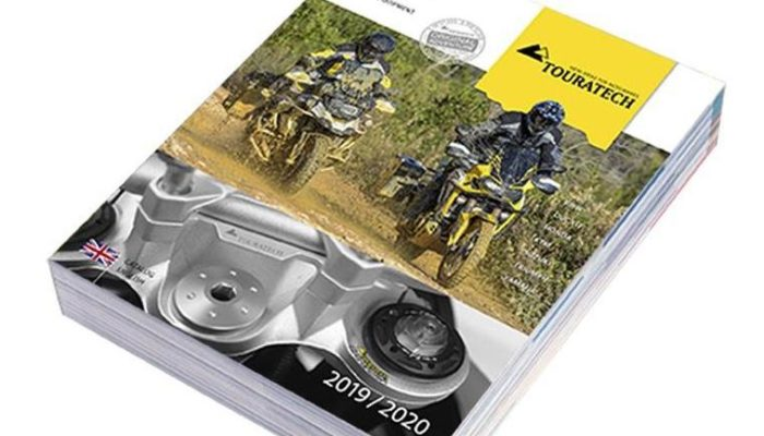 Order Your New (FREE) Touratech Catalog Today!
