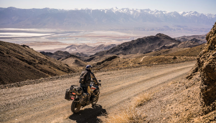 Top 7 Must-Have Accessories when Adventure Motorcycle Touring
