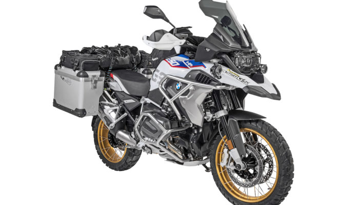 The R1250GS is Here! So are the Touratech Parts!