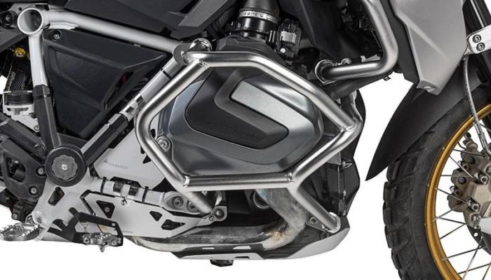 Installation: Engine Crash Bars BMW R1250GS