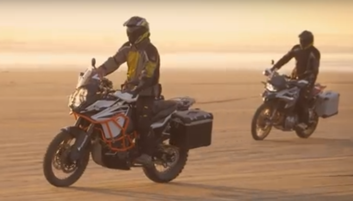 Touratech Explains Electronic Traction Control (Mototrek Video)