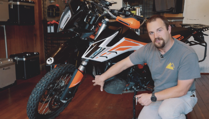 Installation: Touratech Crash Bars – KTM 790 ADV/R