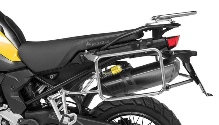 New Product Alert: TOURATECH COMFORT SEAT, BMW F850GS / ADV & F750GS