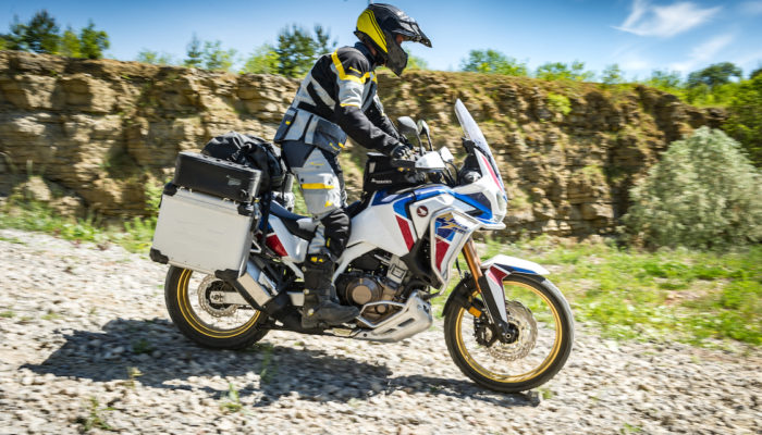 The Africa Twin CRF1100L Product Range is Here!