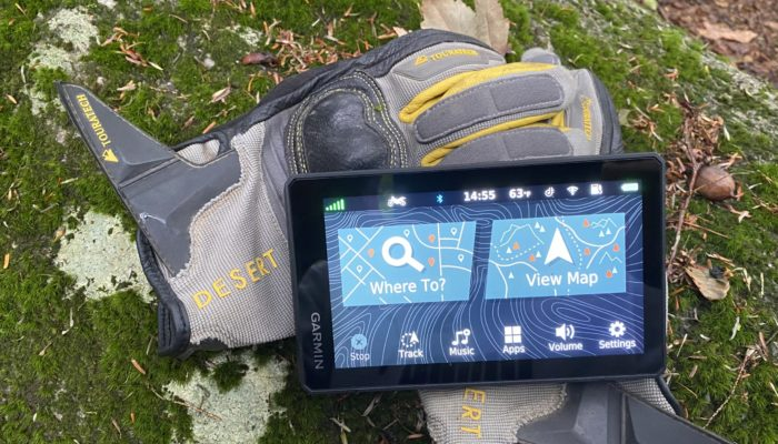 Touratech GPS Immersion Series: Garmin Zumo XT Moto GPS Navigator
