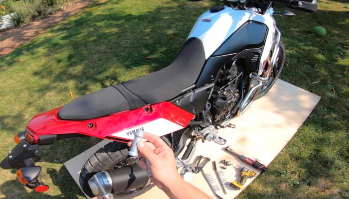POV Installation – Pannier Racks for Yamaha Tenere 700