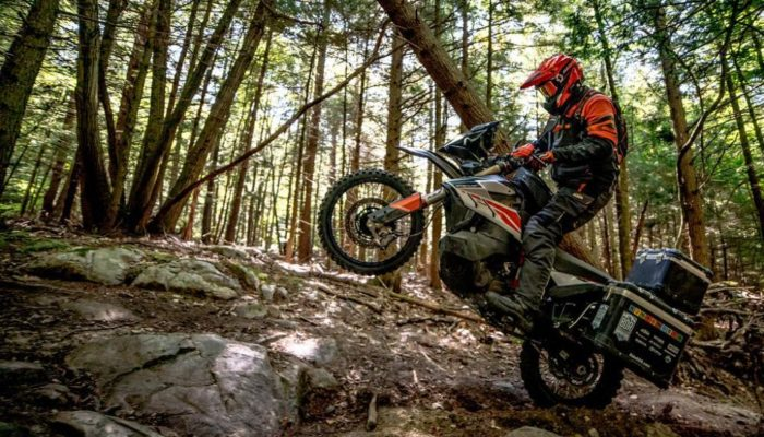 Touratech Shocks for KTM 790 Adventure/R