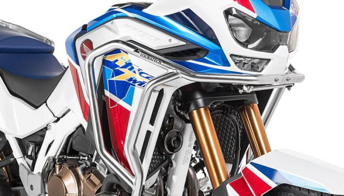 Upper Crash Bars: Honda Africa Twin CRF1100L ADV Sports