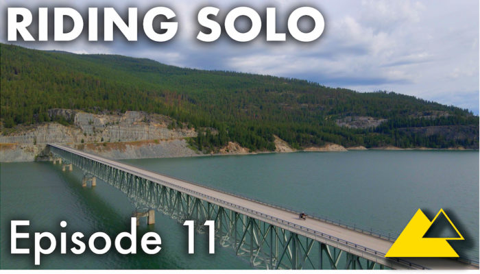 Riding Solo Part 11 – Motorcycling Montana Cooking Steak Down by the River