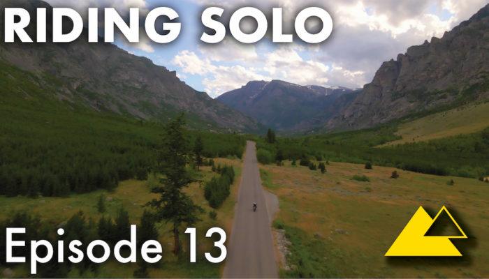 Riding Solo Part 13 – Riding into the Absaroka Range