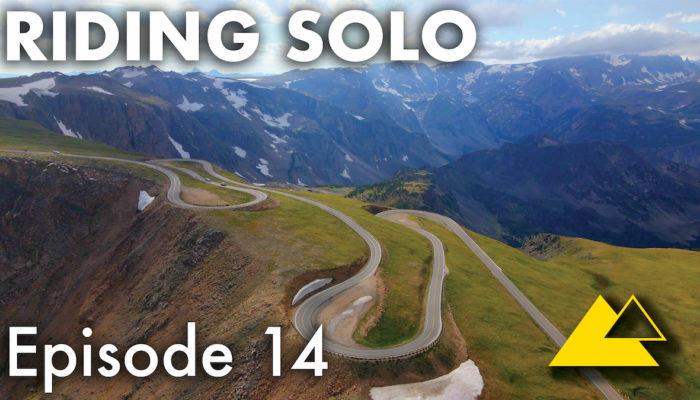Riding Solo Part 14 – Motorcycling at 11,000 feet – Beartooth Pass Montana
