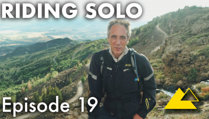 Riding Solo Part 19 – Land's End – Brake Repair Motorcycle Adventure
