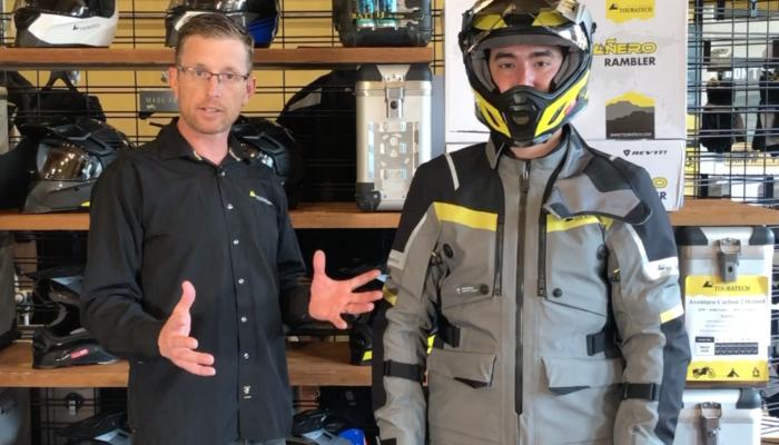 Video: Companero rambler riding suit